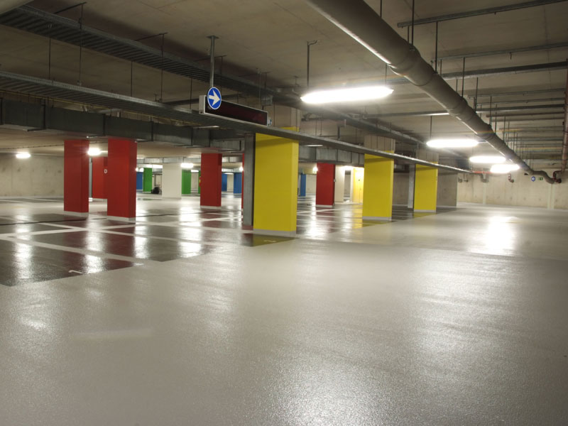 vloercoating garage
